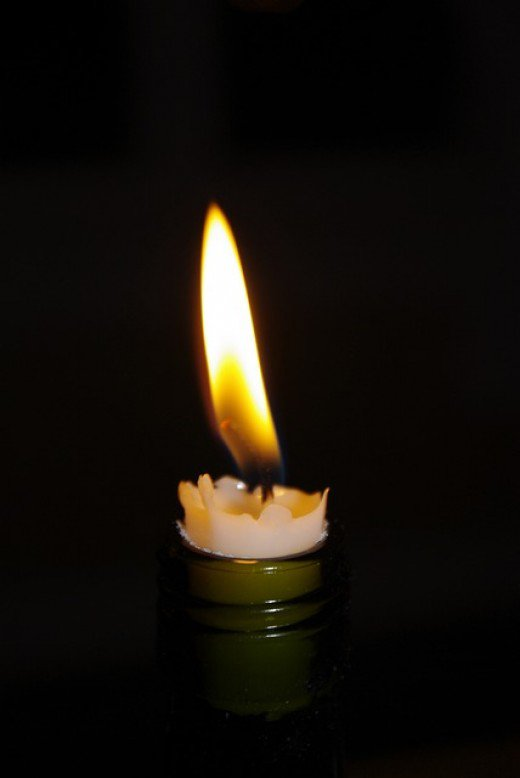 POWERFUL LOVE SPELLS WITH CANDLES