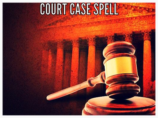 Court Case Spell To Dismiss Court Charges